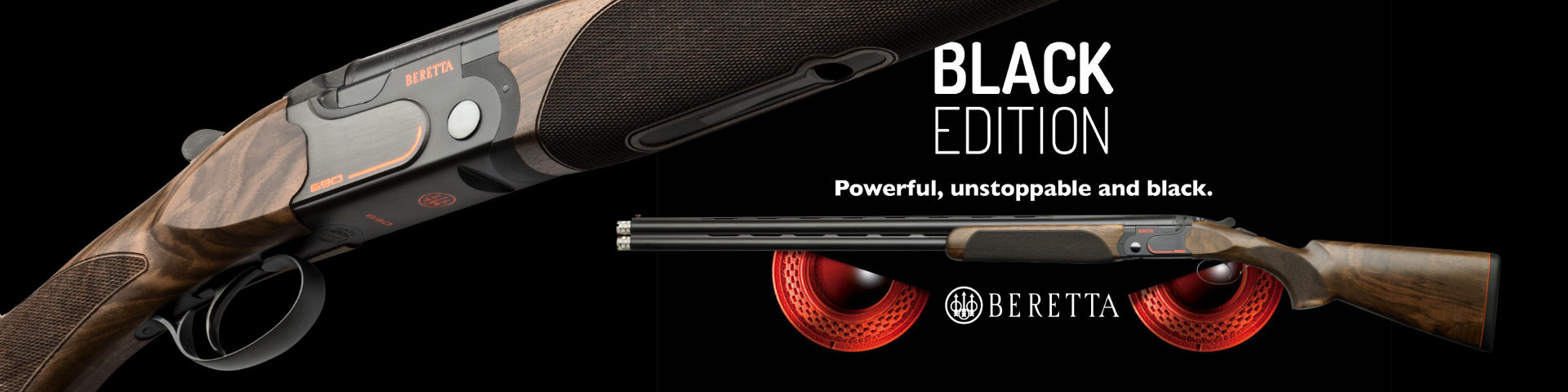 Beretta 690 Black
