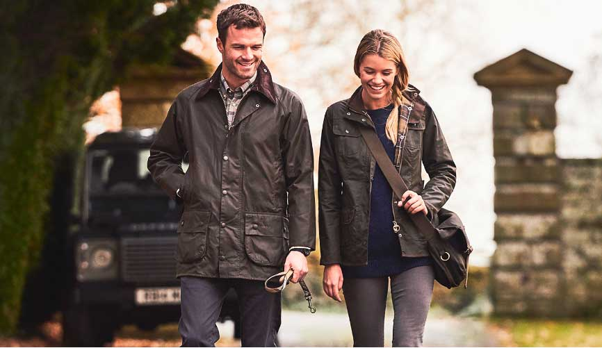 Foto Outdoor Barbour 2