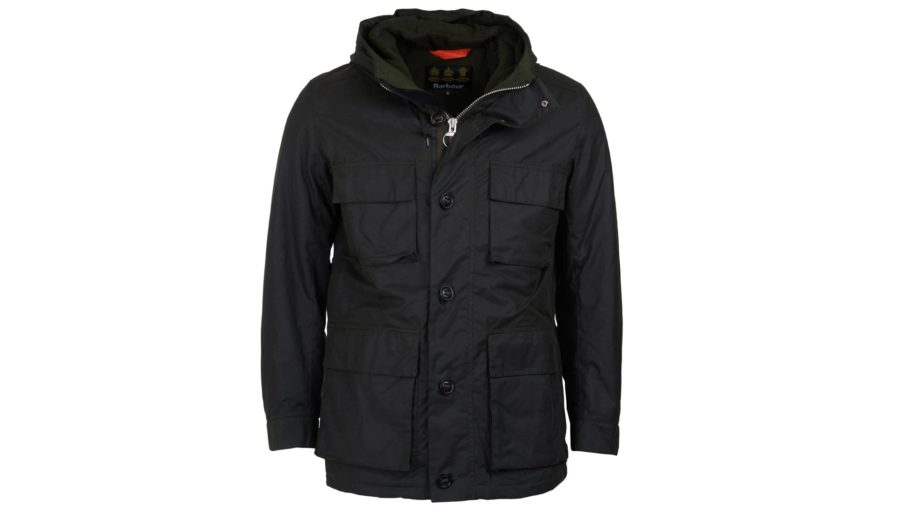 Barbour Genoa Wax Jacket