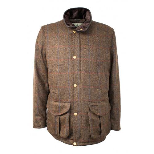 Barbour Mens Tweed Hereford Wool