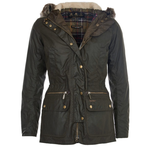 Kelsall wax jacket