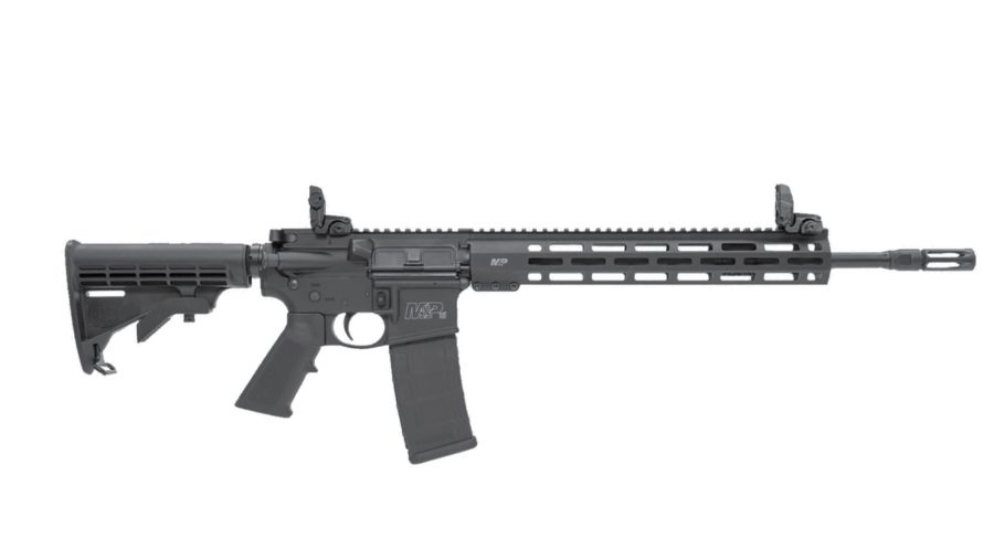 Smith And Wesson MP15T MLOK