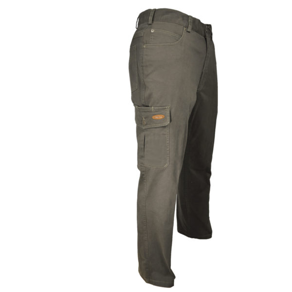 Stretch Jagdjeans 5 Pocket Sommer Hubertus