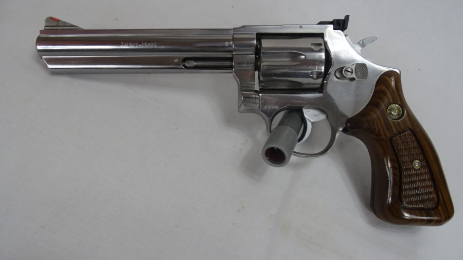Taurus Revolver In .357 Mag In Zeer Goede Staat Prijs 495,00 T595
