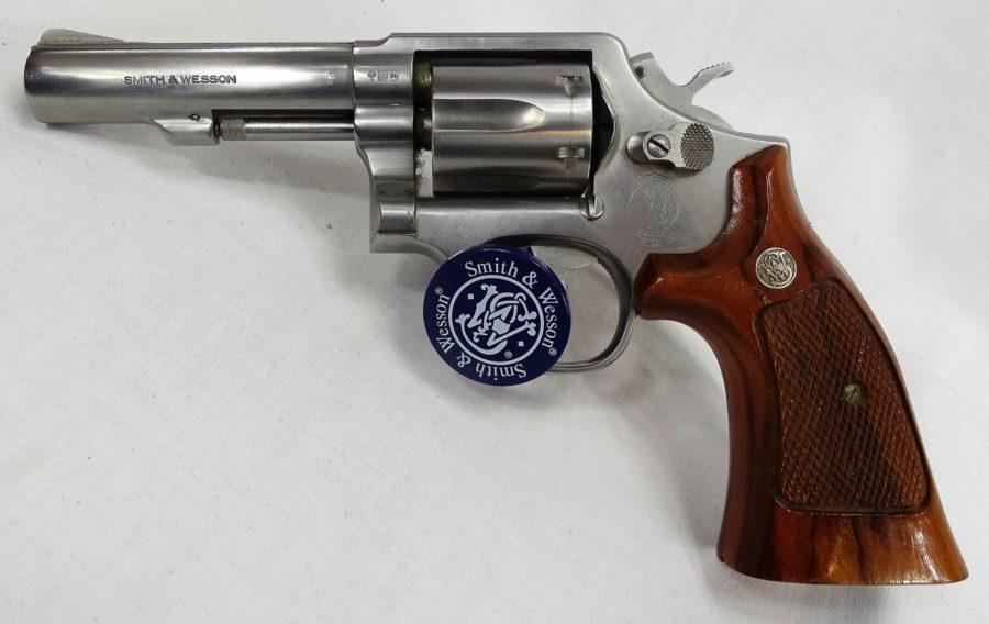 Revokver S&W Mod 64 3 In .38 Special. In Zeer Goede Staat. Prijs 420,00€ T576