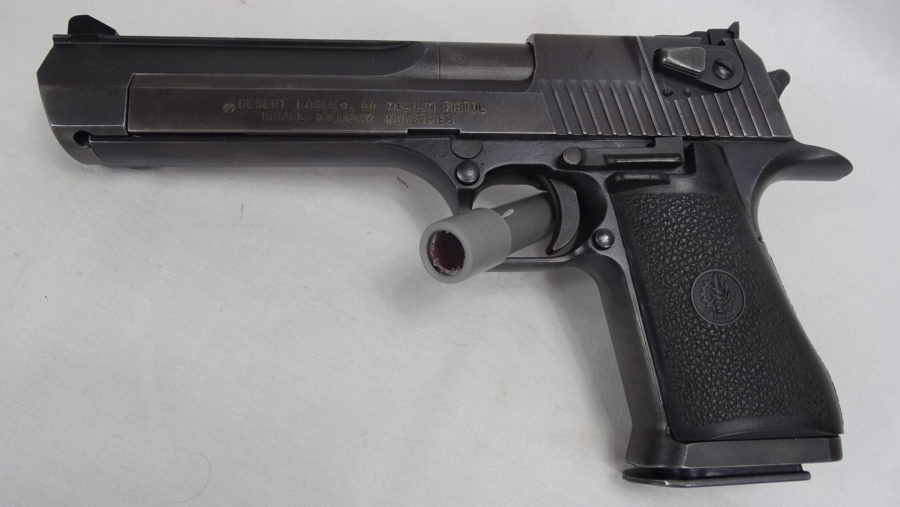 Pistool IMI Model Desert Eagle In Kal .44 Mag. In Goede Staat.. T666