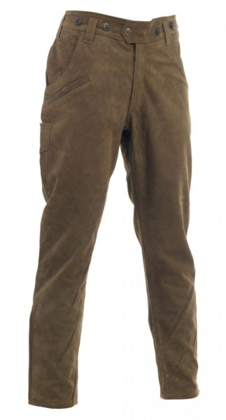 Strassbourg Leather Boot Trousers