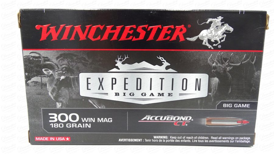 Winchester 300 Expedition BigGame