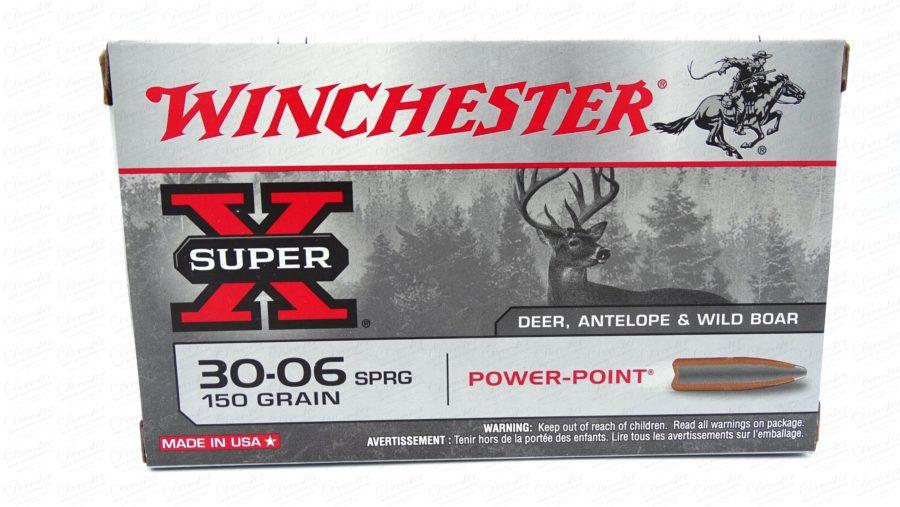 Winchester Super X 30 06 Powerpoint