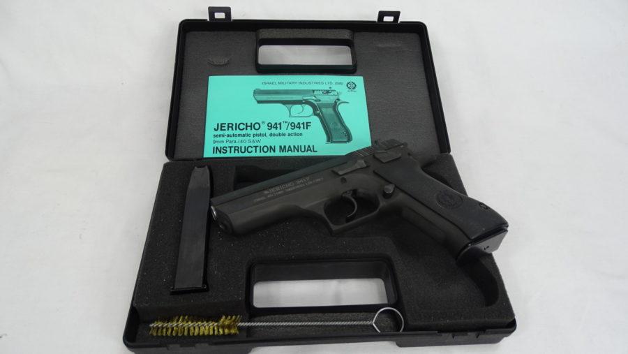 Pistool IMI Jericho €855,00T672