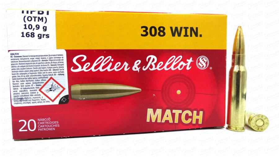 Selier&Bellot Match 308