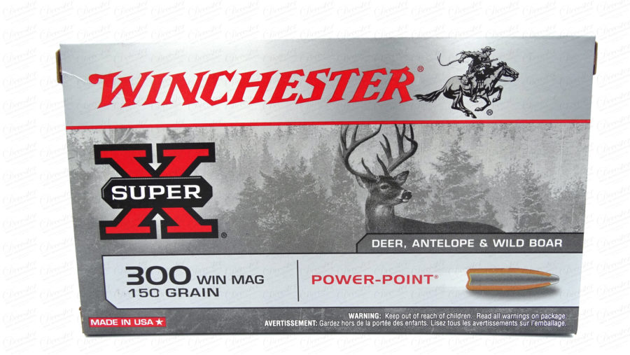 Winchester X Super 300 WINMAG 150Gr