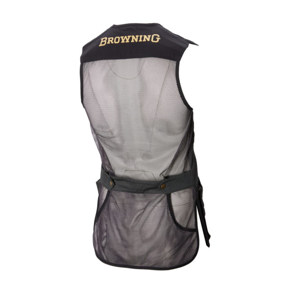 SHOOTING VEST CLASSIC ANTHRACITE 2