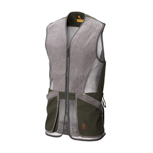 SHOOTING VEST PRO SPORT DARK GREEN 1