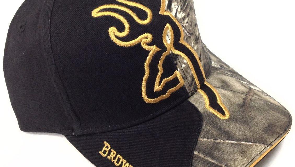 Browning Big Buck Camo Cap