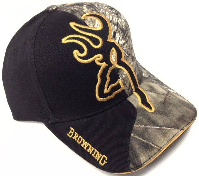Browning Big Buck Camo Cap