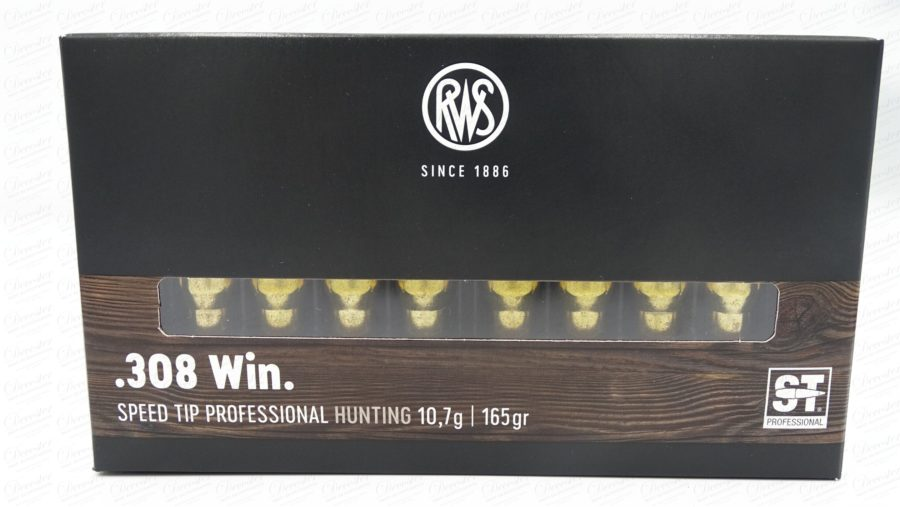 RWS 308WIN SpeedTipProfessionial Hunting 165gr