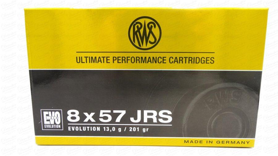 RWS 8x57 JRS Evo 201gr