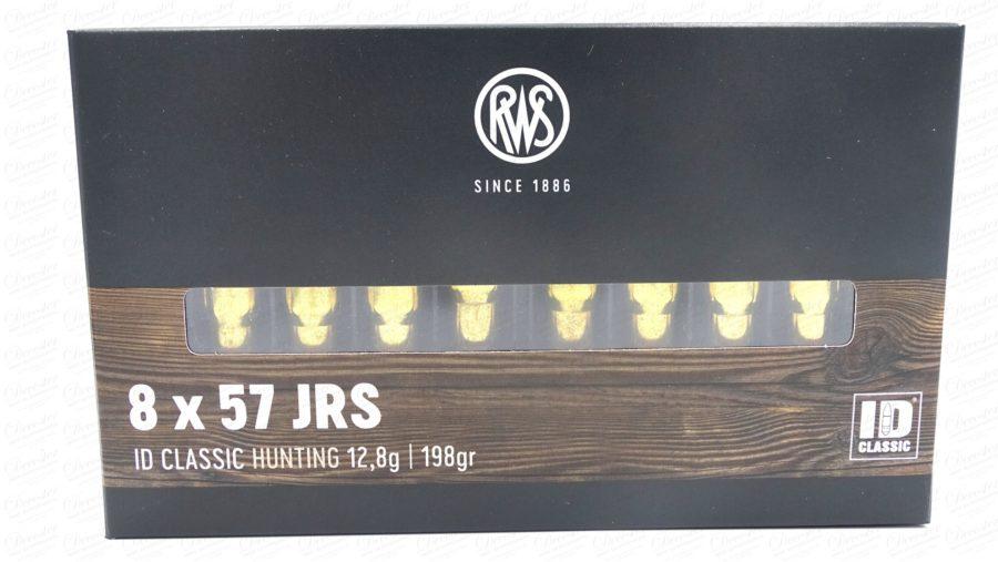 RWS 8x57 JRS ID Classic Hunting 198gr