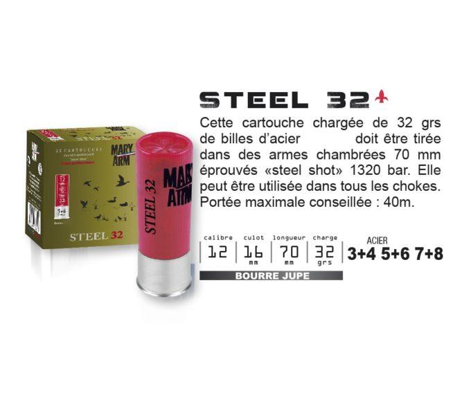 STEEL 32