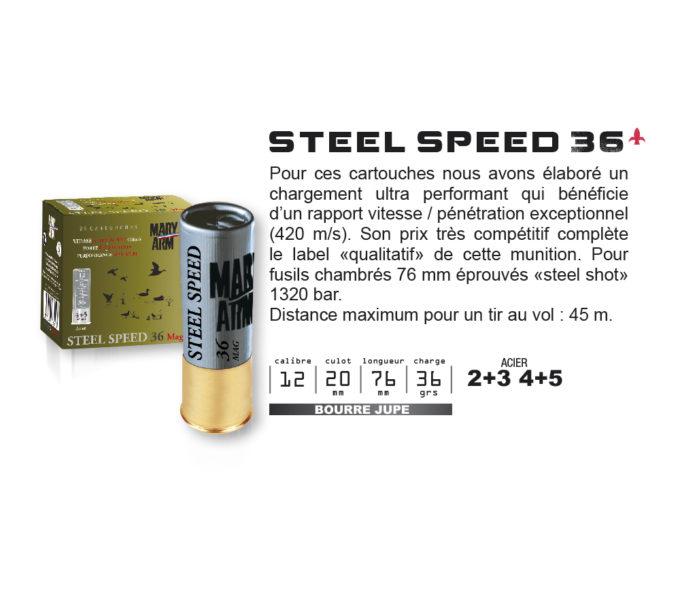 STEEL SPEED 36