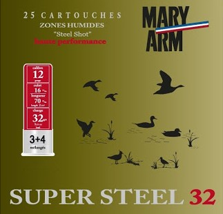 SuperSteel 32gr 3 4