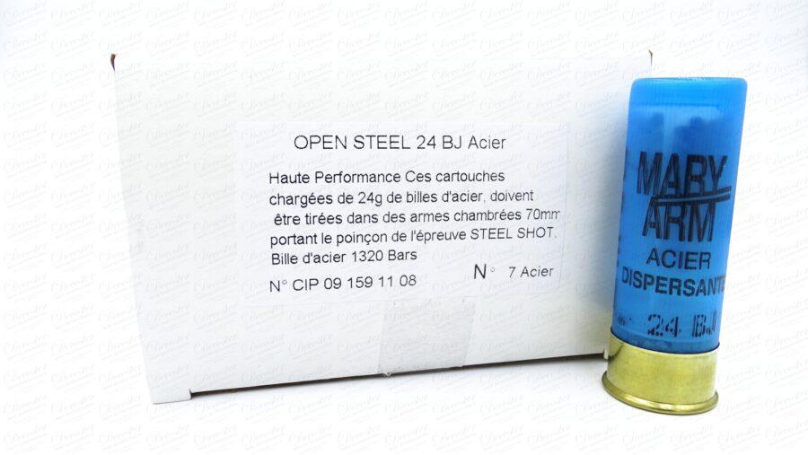 Open Steel 24 Acier Dispersante 7 Cal12