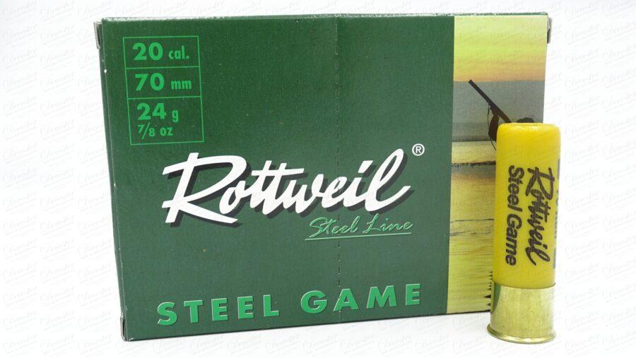 Steel Game 24gr 6 5 Cal20