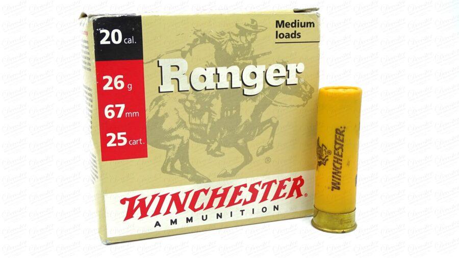 Ranger 26gr Cal20 4