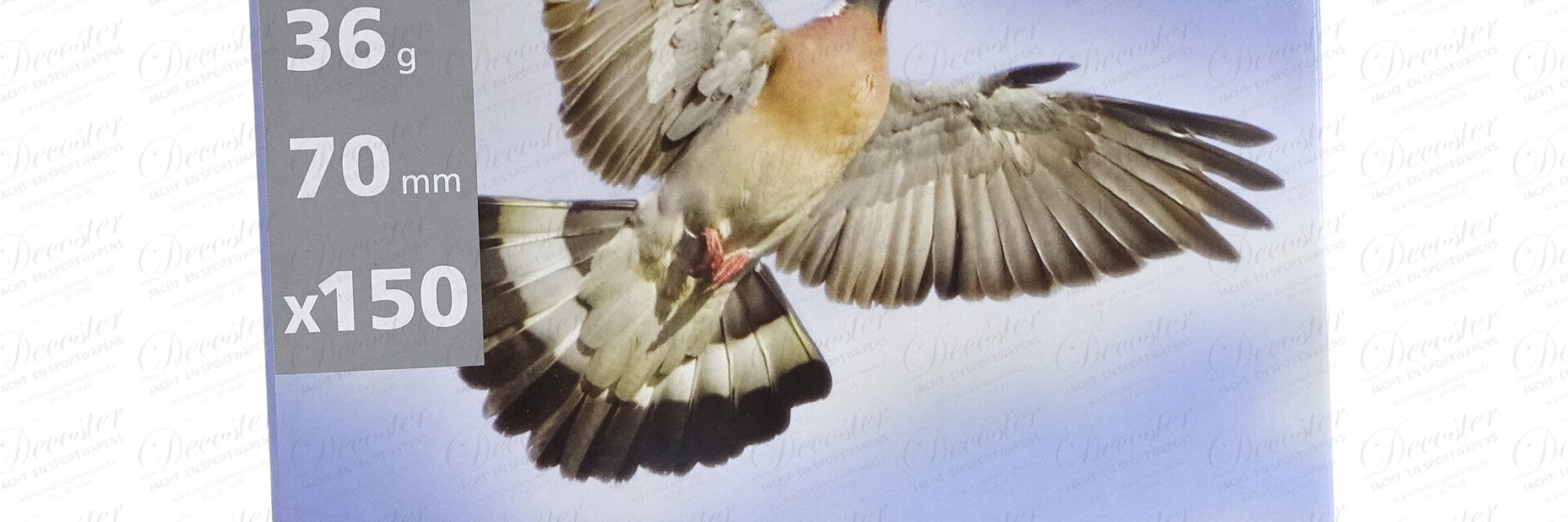Special Pigeon 36gr 7 Cal12