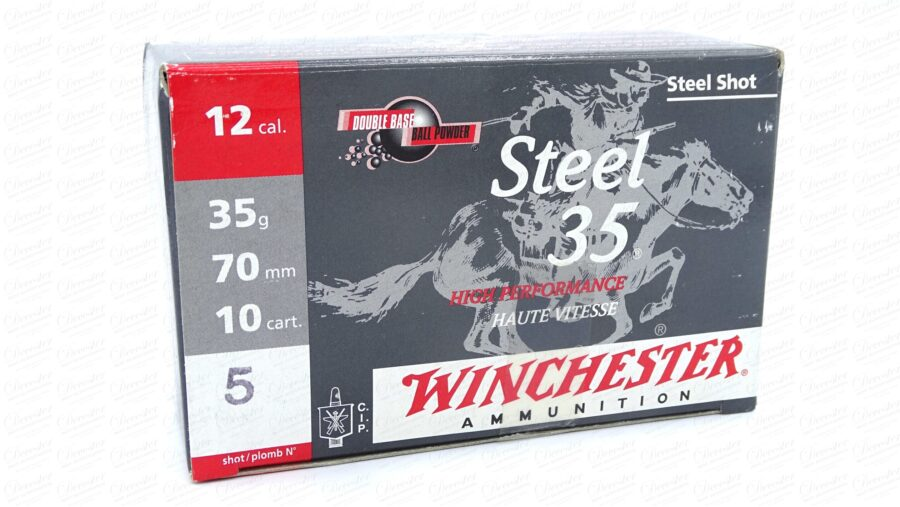 Winchester Steel 35gr 5 Cal12