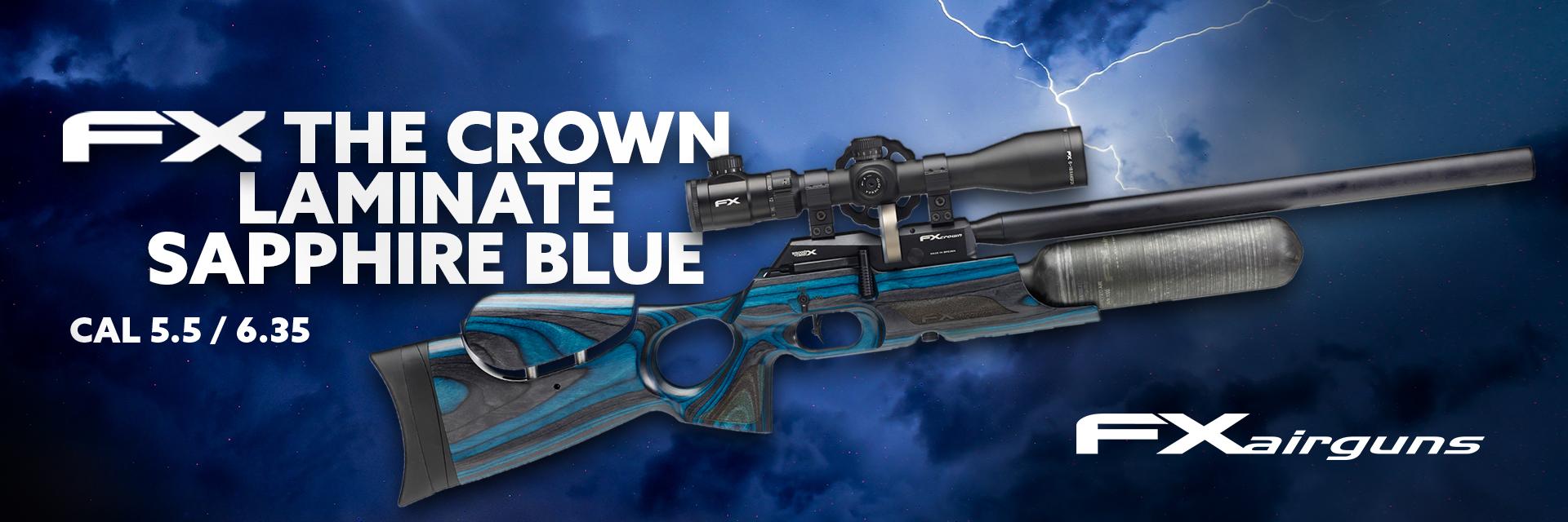 FX SAPPHIRE BLUE