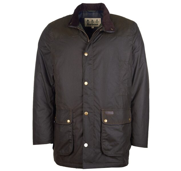 Barbour Hartlington Wax Jacket