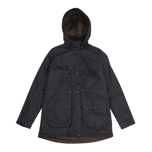 Barbour Cassley Wax 1