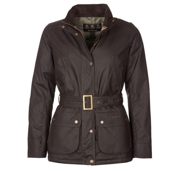 Barbour Montgomery Wax 1