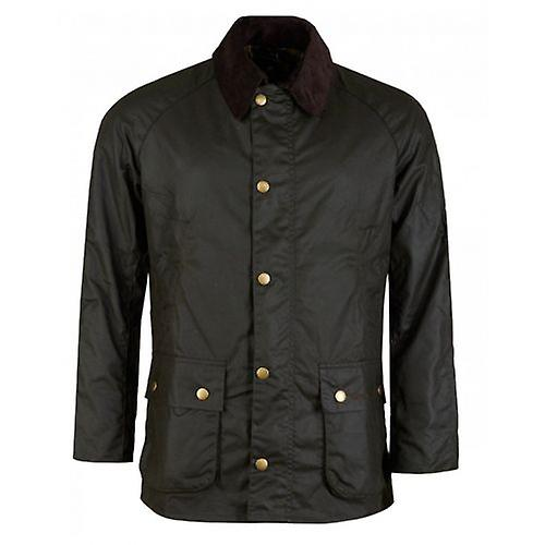 Barbour Ashby Wax Jacket 1