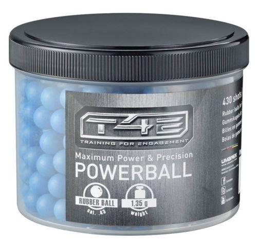 Pot Rubberballen .43