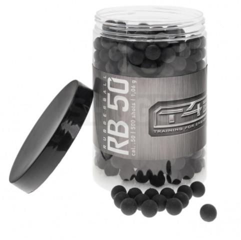 Pot Rubberballen .50
