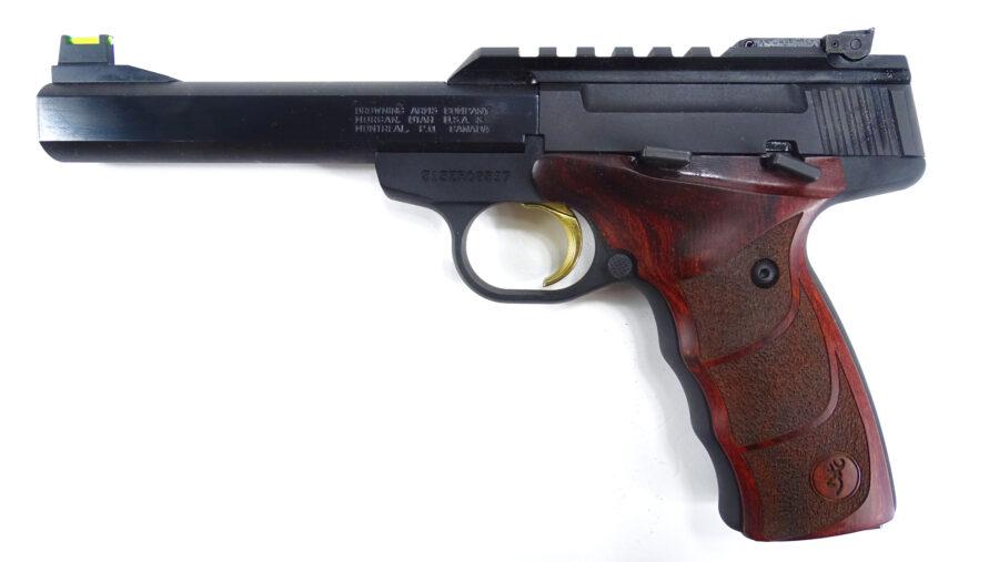 Browning Buckmark Rosewood3