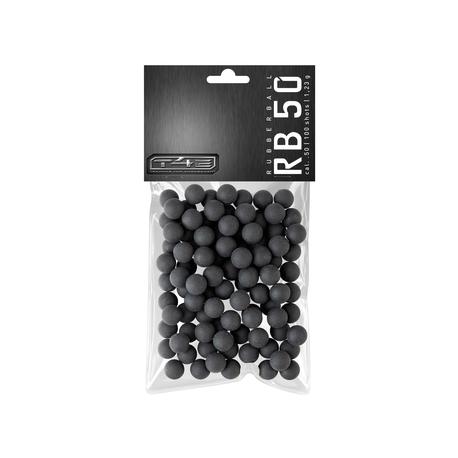 Blister Rubberballen .50
