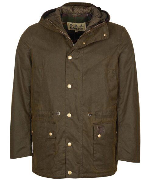 Barbour Ripon Wax Jacket