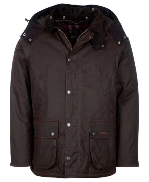 Winter Bedale Wax Jacket